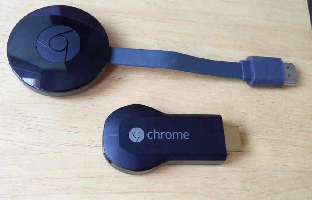 Chromecast 2 vergelijken