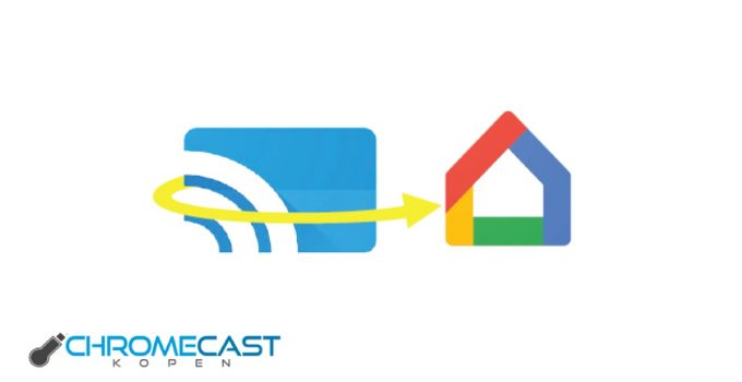 chromecast download home app