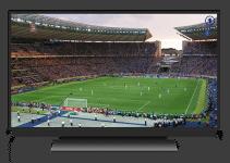 voetbal op tv chromecast
